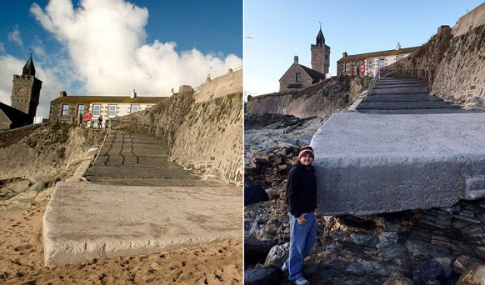 tilestwra.com | Χάθηκε η παραλία σε μια νύχτα (και ξαναγύρισε)!