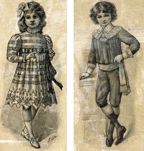 Mote for jentee og gutter 1905