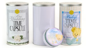 Make a Time Capsule Keepsake