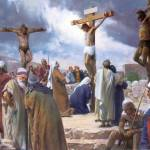 "Harry Anderson, ""The Crucifixion"""