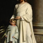2013 03 18 Carl Bloch Christ and Child