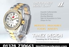 Timez Design Diamond Campaign, Branding, Graphic Design, Website Design, Norfolk and Kings Lynn