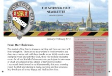 Bespoke Newsletter, website design kings lynn