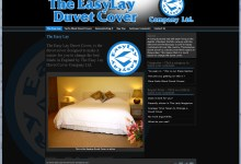 The Easy Lay Duvet Cover Company Ltd, Website Design, Norfolk and Kings Lynn