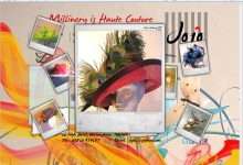 Jojo Hats, Website Design, Norfolk and Kings Lynn