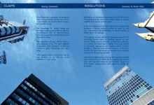 Brochure pages - Graphic Design