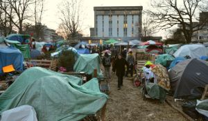 Victoria's tent city has forced the provincial government to start addressing homelessness in a meaningful way.