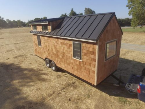 Medium Of Tiny House Shell