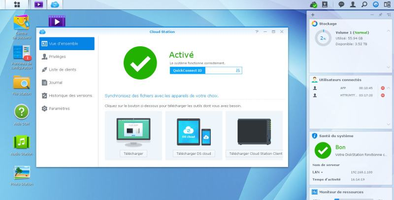 synology ds215j 07