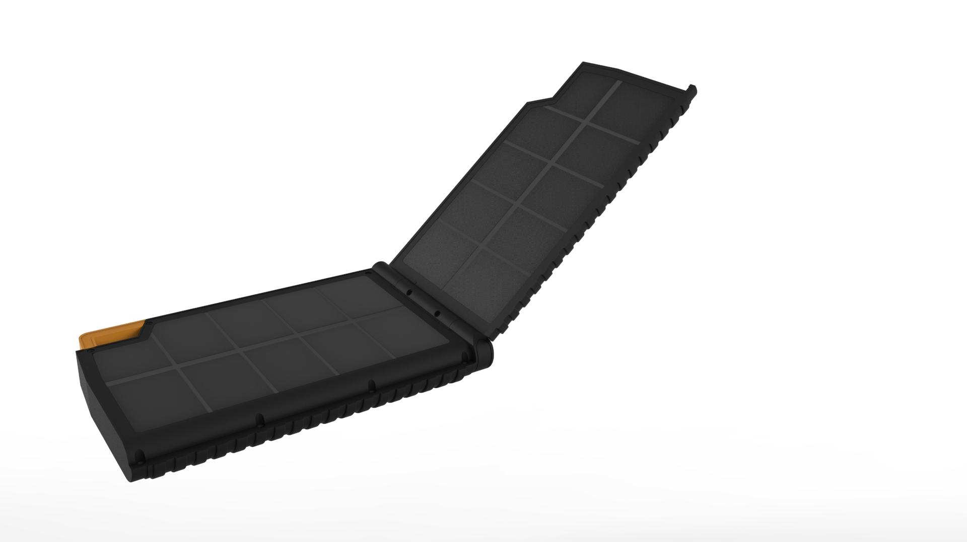 AM121 - Evoke Solar Charger 01