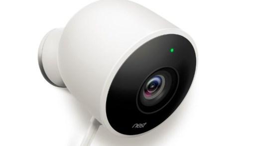 NEST OUTDOOR – Google sort sa caméra extérieure pour chasser le hérisson !