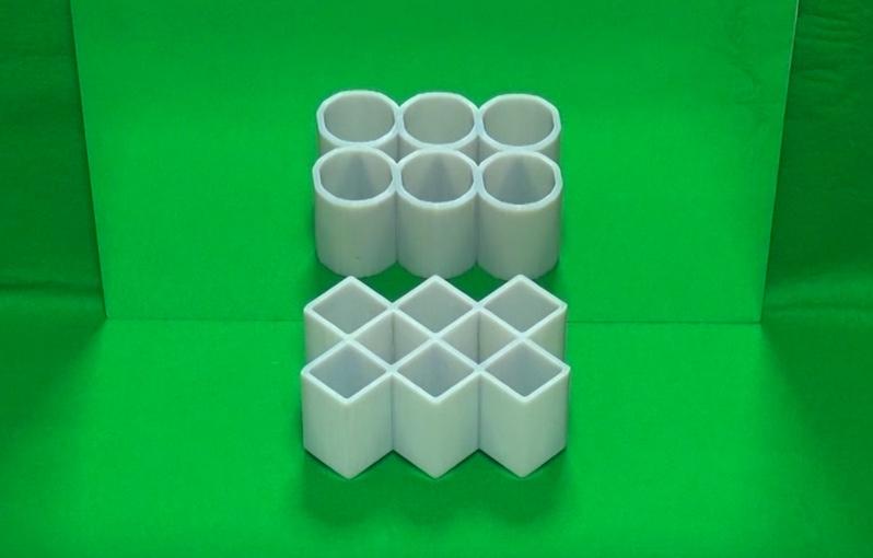 Imprimante 3D – Et si on créait des illusions d'optique ?