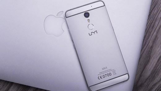 UMI Max – Un 5.5 pouces 3Go RAM/16 Go pour 157€