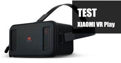TEST – A la découverte des lunettes XIAOMI Mi VR, «play edition».
