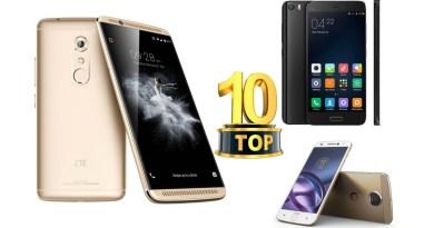 TOP 10 : Quels sont les smartphones les plus puissants de l'année 2016 ?