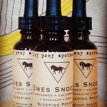 + Ewes Snooze Sleeping Potion +