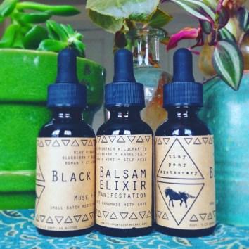 + Black Balsam Muse + Manifestation Elixir +