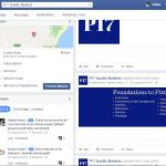 Facebook business set up for P17