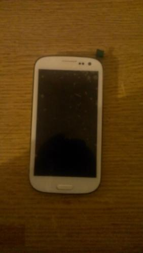 Samsung S3 after the screen has been replaced