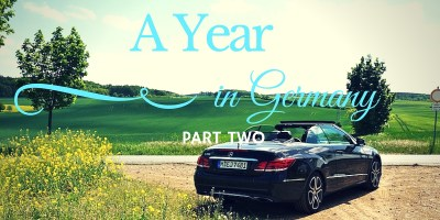 a year in germany