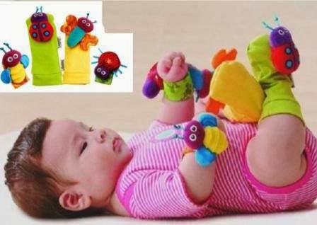 mainan bayi ikat