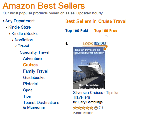 Silversea Cruises Tips for Travellers eBook #1 Amazon Cruises