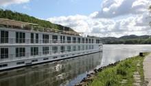 Uniworld River Beatrice in Passau Germany