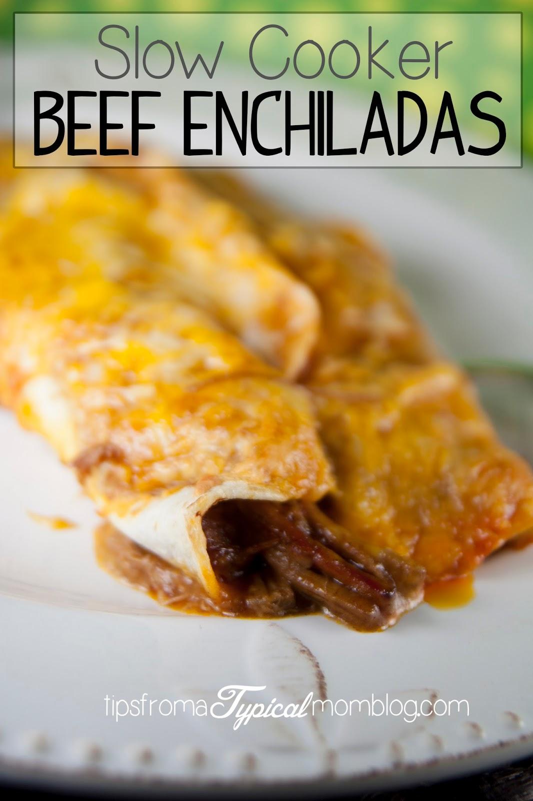 Easy Enchilada Mexican Lasagna Casserole