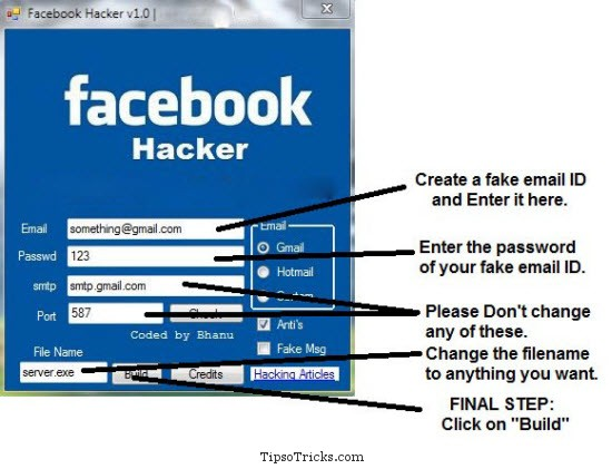 Simplest Way You Can Hack A Facebook Account This Software Is So S Evade the Pword Hacker using a Strong Pword 550x421