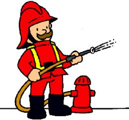 conformidad de bomberos