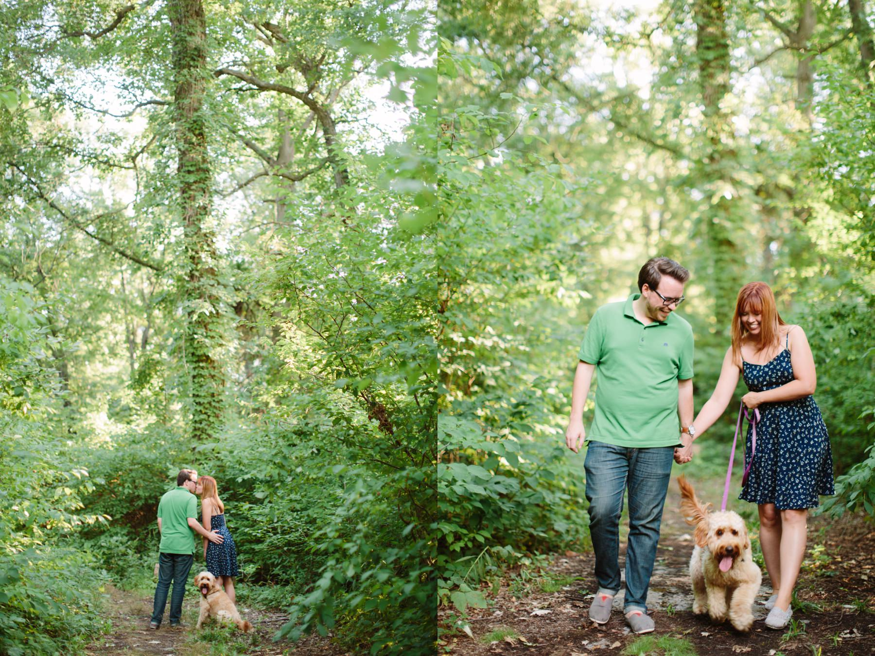 Tire Swing Photography | Detroit, Michigan Engagement Session_0002