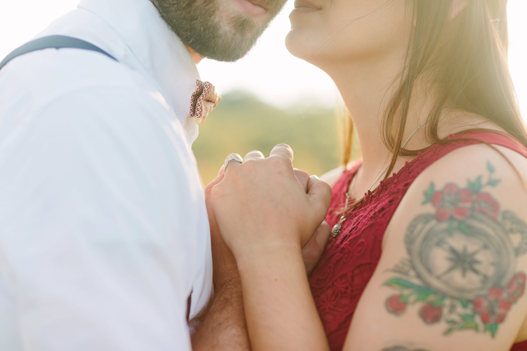 Tire Swing Photography | Kentucky Farm Engagement Session_0027