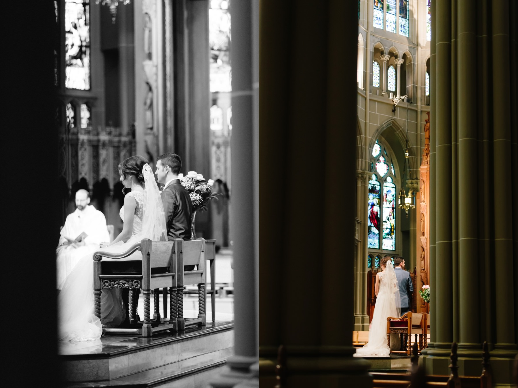 Tire Swing Photography | St. Mary's Cathedral Basilica of the Assumption | Downtown Cincinnati Wedding Photographers_0051