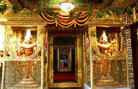 Inside The Tirumala Temple