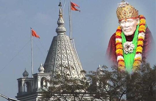 Sri Sai Baba Temple In Shirdi