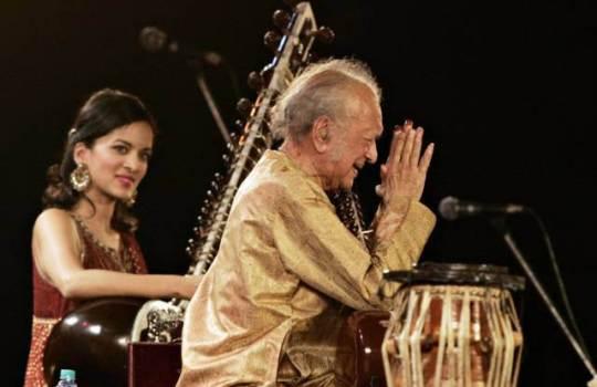 Pandit-Ravi-Shankar-And-Anoushka-Shankar