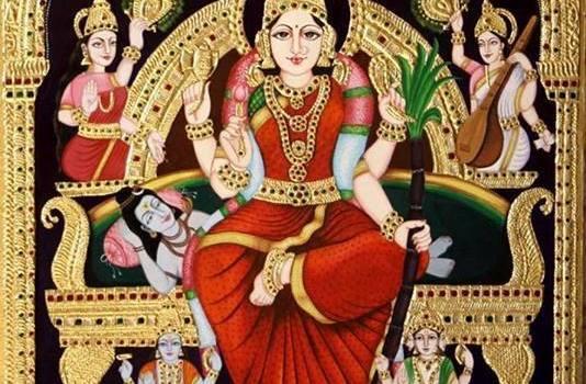 Sri Lalita Parameswari
