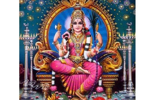 Goddess Lalitha (2)
