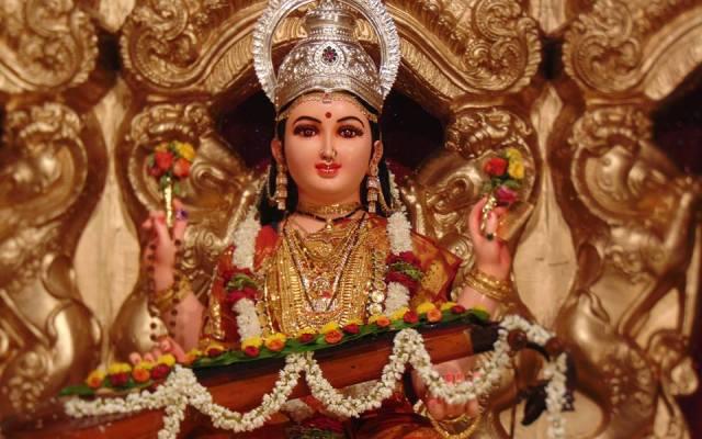 Saraswathi-The Hindu Goddess Of Learning
