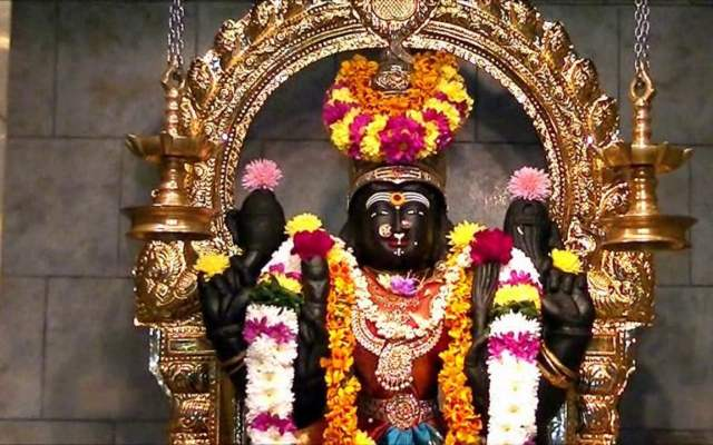 Holy Goddess Sri Raja Rajeswari