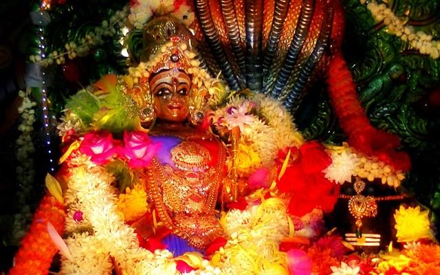 Hindu Goddess Sri Raja Rajeswari