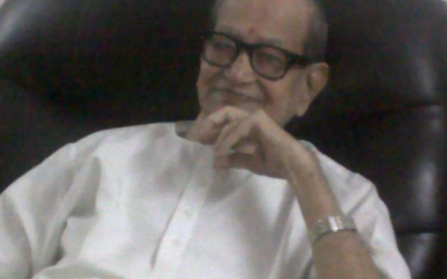 My Beloved Dad Sri KYL Narasinha Rao