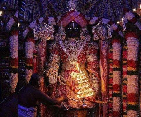 Aarathi  To Lord Sri Krishna