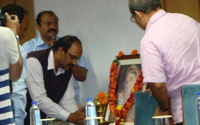 Sriram Sir With Prof.Pratap Sundar And Others