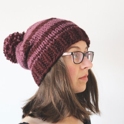 Tuque slouchy