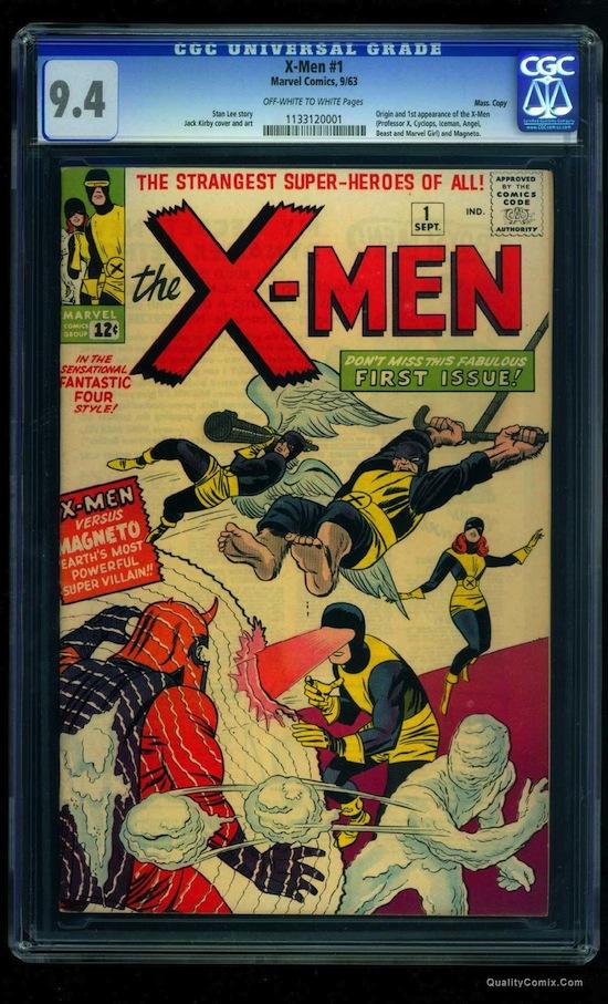 X-Mennumber1comic