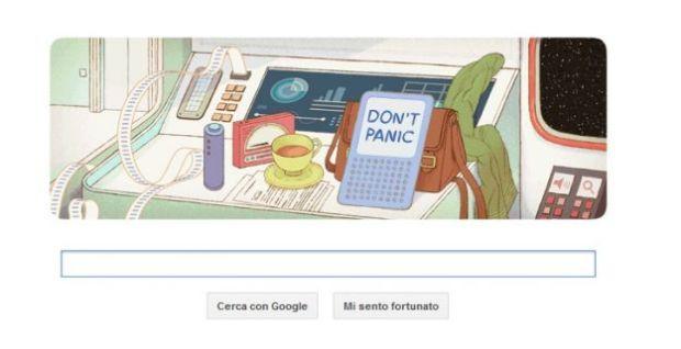 Google-Doodle-Douglas-Adams