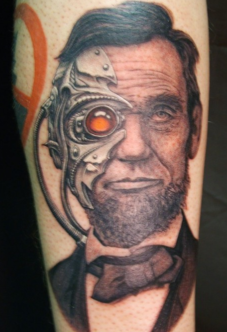 abe borg Tattoo