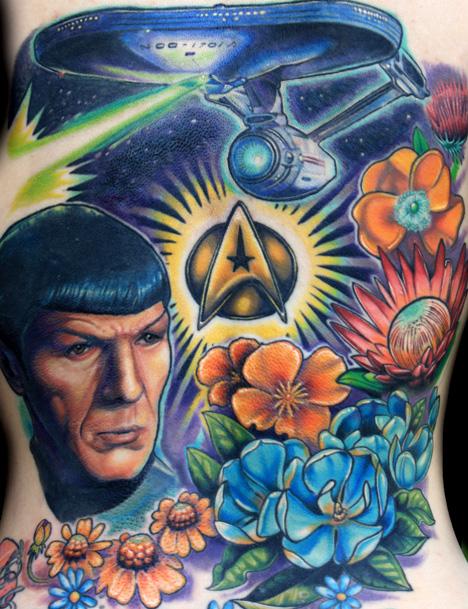 spack tattoo