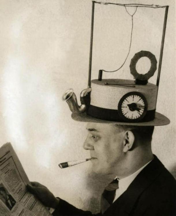Cappello con Radio - 1931